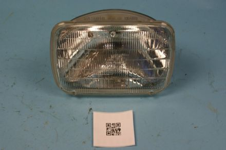 1984-1996 Corvette C4 RH Sylvania H6059 Sealed Beam Headlight, Used Good